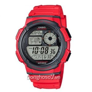 Casio AE 1000W 4AVDF 1989watch 1