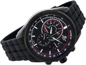 casio edifice efr 561pb 1a 1989watch