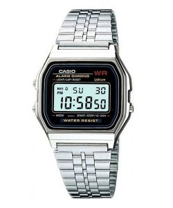 dong ho casio a159wa n1df 1989Watch