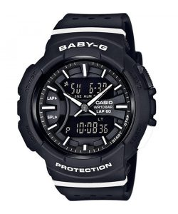 dong ho nu deo tay casio baby g bga 240 1a1dr chinh hang 1989watch