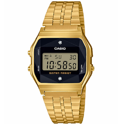Dong Ho Casio A159WGED 1DF 1989watch 1