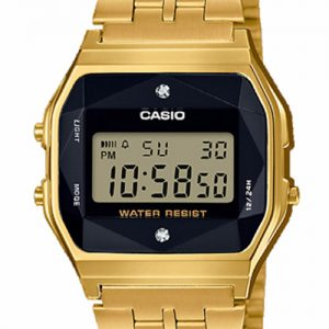 Dong Ho Casio A159WGED 1DF 1989watch 5