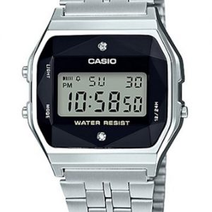 Dong ho Casio A159WAD 1DF 1989watch 5