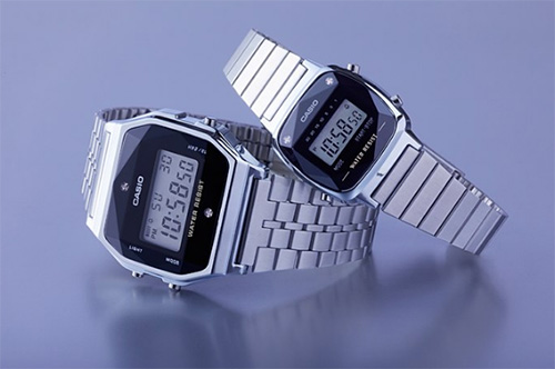 Dong ho Casio A159WAD 1DF 1989watch 6