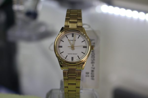 Dong ho Casio LTP V005G 7AUDF 1989watch