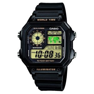 casio ae 1200wh 1bvdf den 1989watch