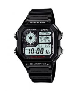 dong ho casio ae 1200wh 1avdf nam day nhua