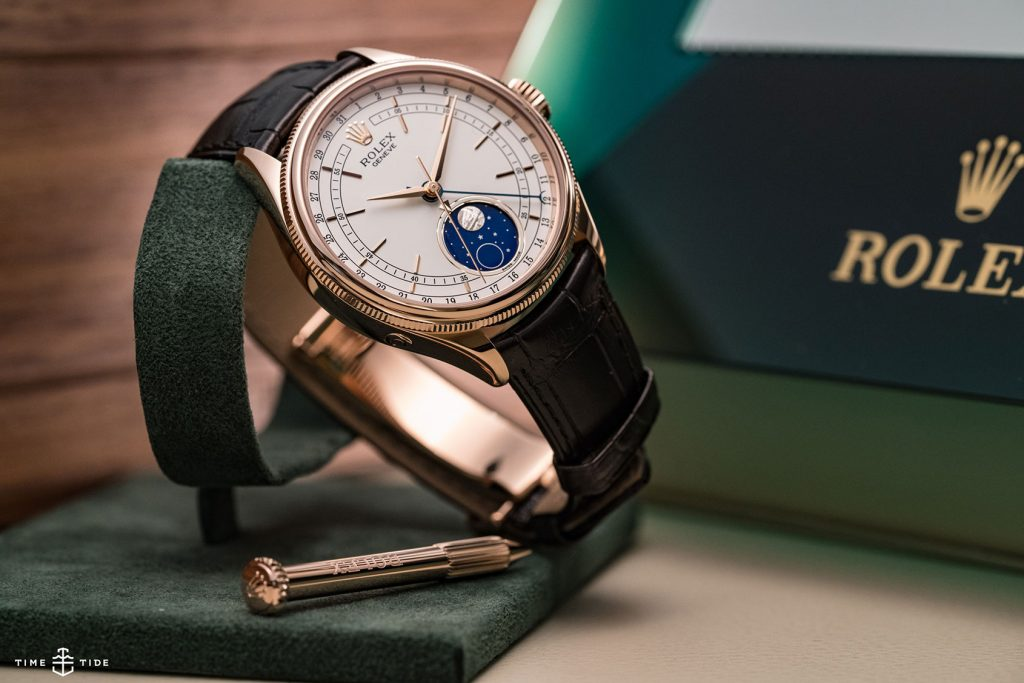 Rolex Cellini Moonphase 2
