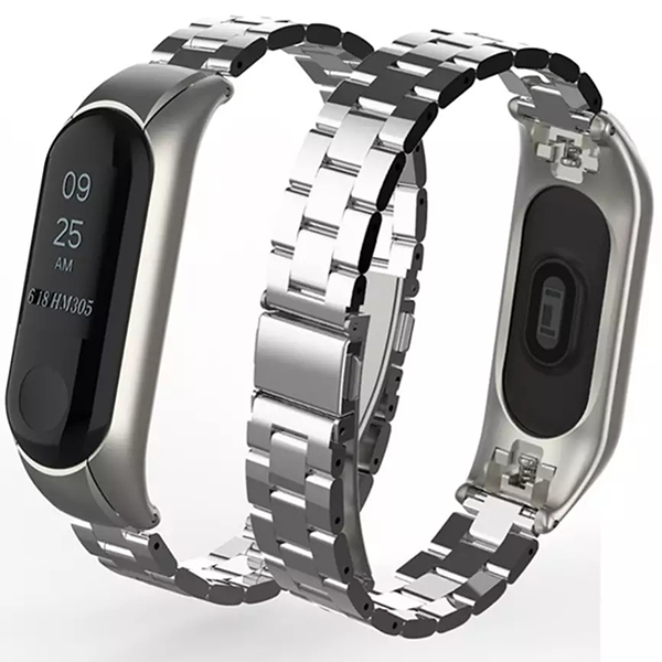 Day deo thep cho Xiaomi Miband 3 1989Watch