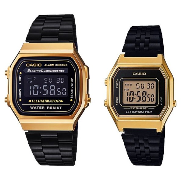 casio la680wegb 1adf a168wegb 1bdf 1989watch